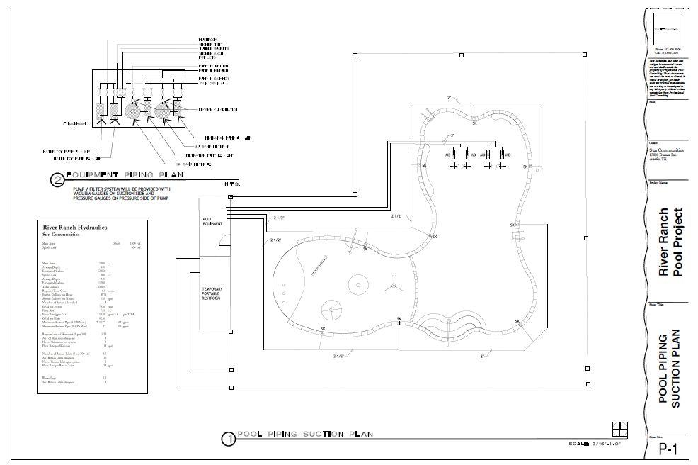 Pool Design Professionals | 3D Design & CAD Services